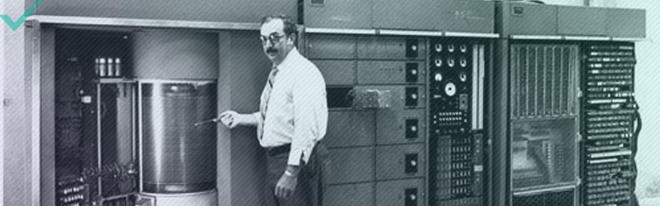 De vroege geschiedenis van machinevertaling begon rond de jaren '50.