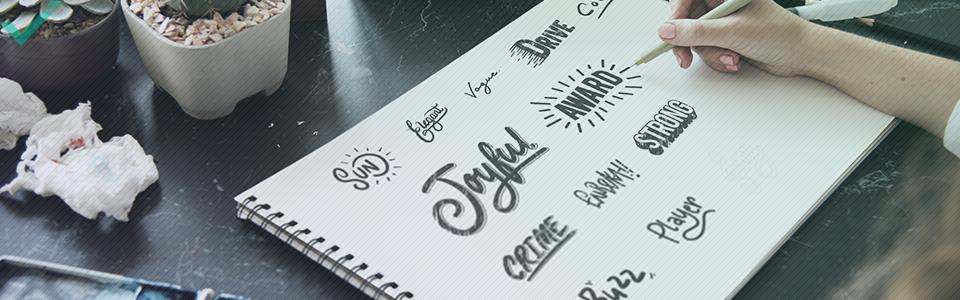 Sociale media afbeeldingen maken: typografie