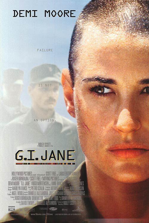 G.I. Jane : La femme soldat de satan (Chine)
