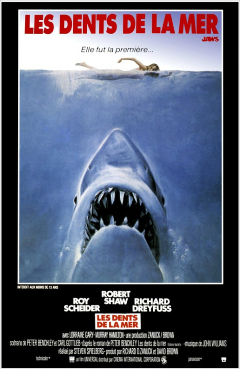 Jaws : Le dents de la mer (France)