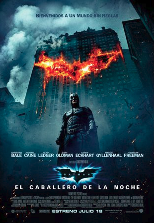 The Dark Knight: De ridder van de nacht (Latijns Amerika)