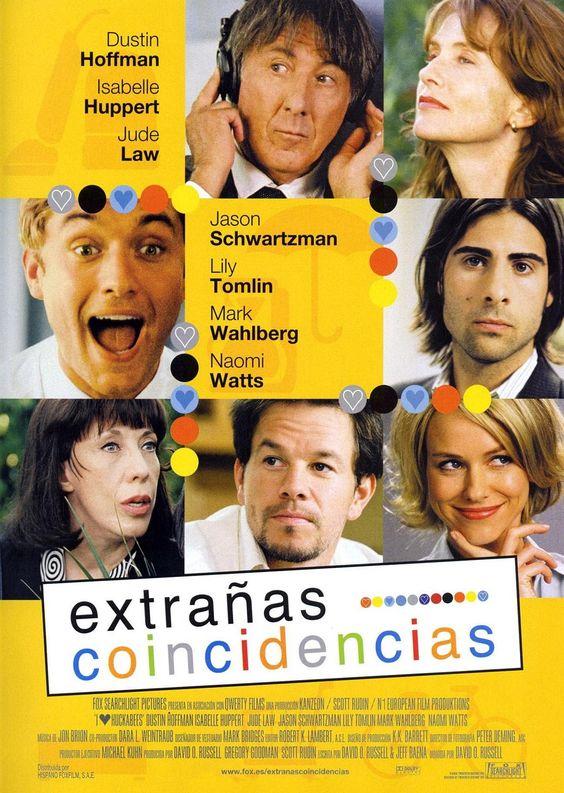 I heart huckabees : Étranges coïncidences (Espagne)