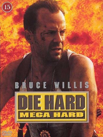 Die hard with a vengeance: Mega hard (Denmark)