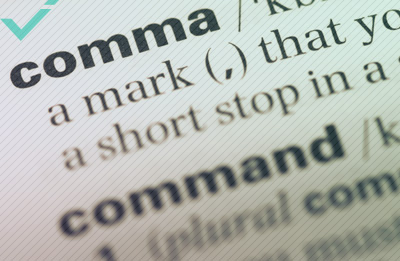 The Oxford comma: grammar's biggest troublemaker