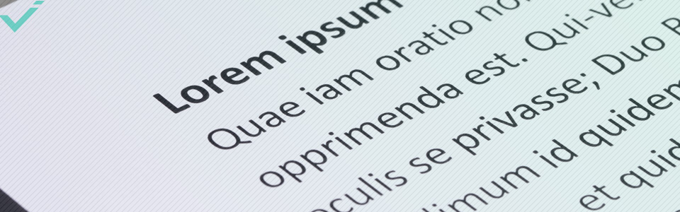 No, lorem ipsum doesn't actually mean anything.