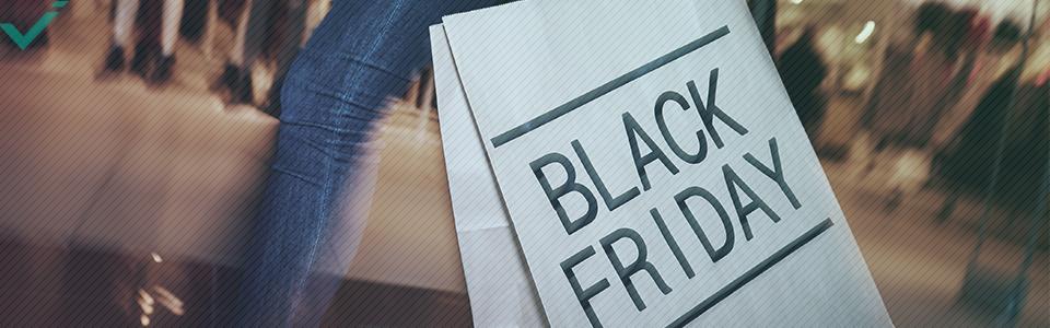 Die Geschichte des Black Friday und Cyber Monday