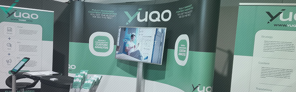 That is why Yuqo's attendance at eCommerce Show North was so crucial.