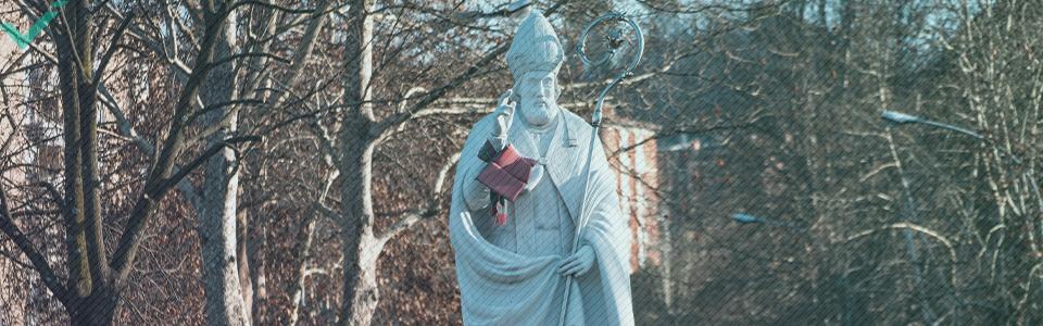 Wie was de heilige Sint Valentijn eigenlijk?