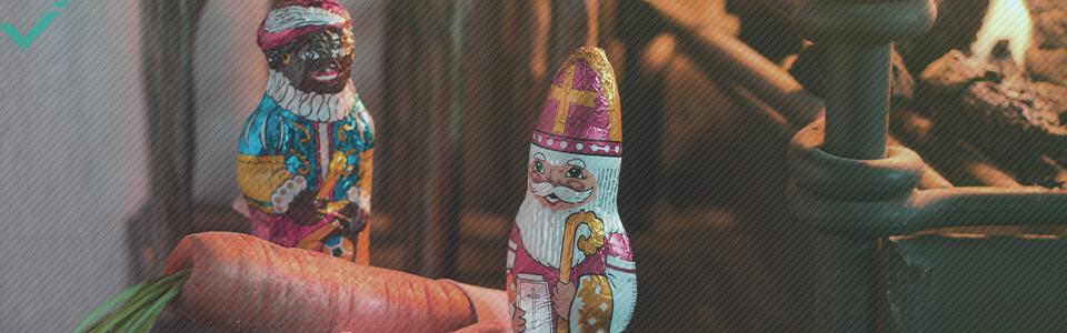 The history of Santa Claus: Sinterklaas