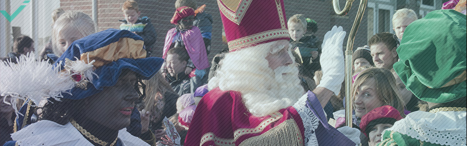 The name day of Saint Nicholas falls on December 6th.