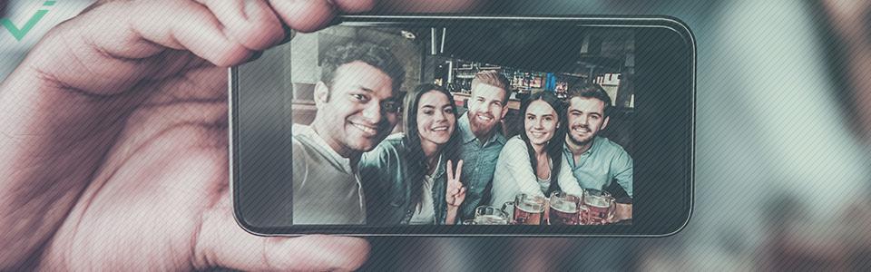 21st century words: selfie